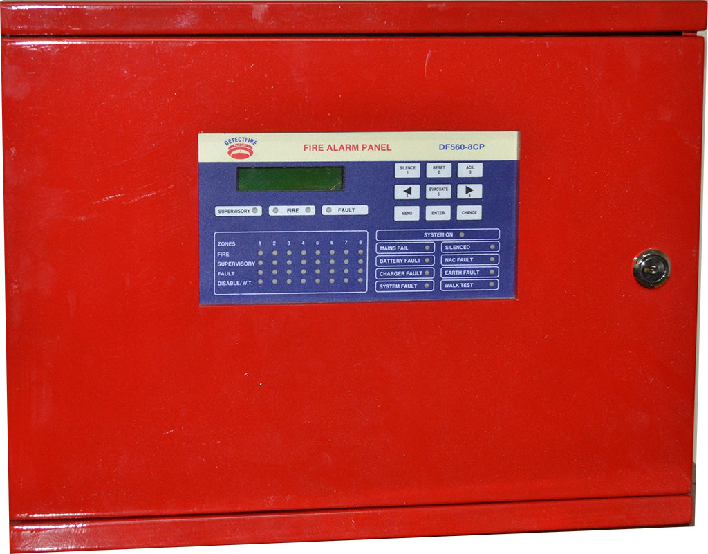 UL Listed Conventional  Control Panel 8 zone