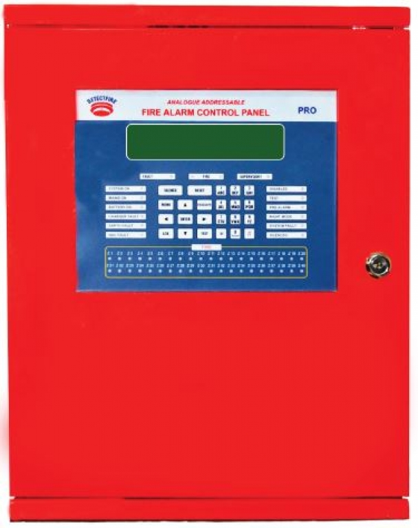Pro Intelligent Addressable Fire Alarm Control Panel