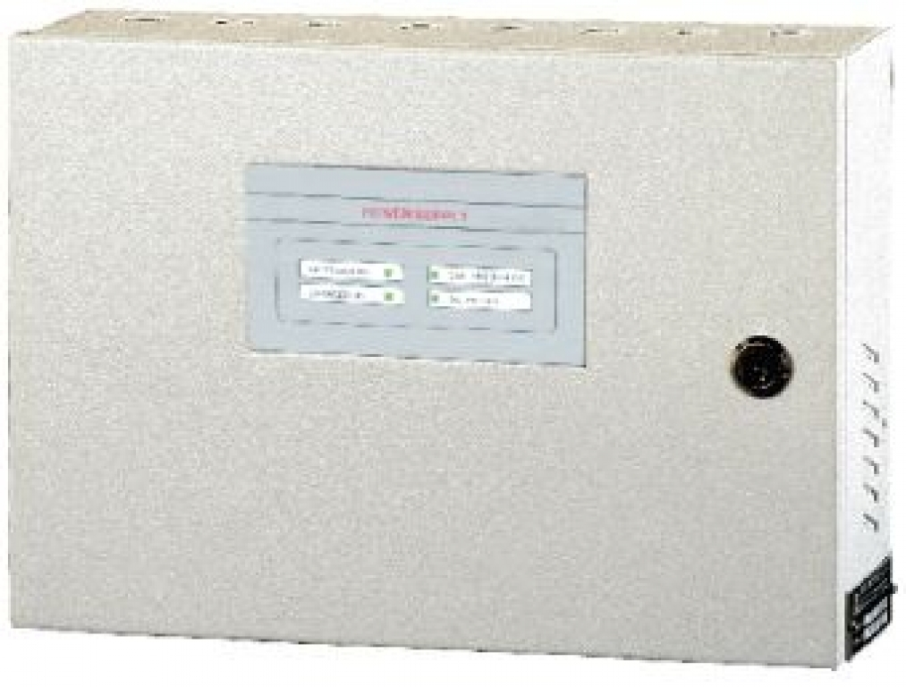 EXP2 Power Supply Panel